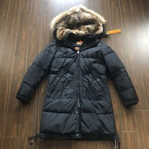 Women's Parajumper long bear jacket
